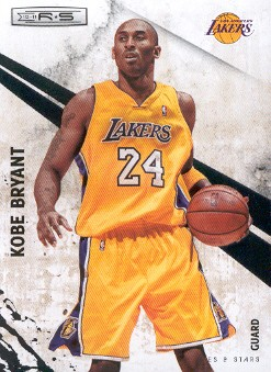 2010-11 Rookies and Stars #90 Kobe Bryant