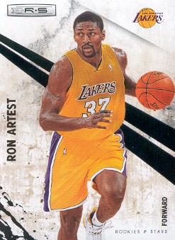 2010-11 Rookies and Stars #93 Ron Artest