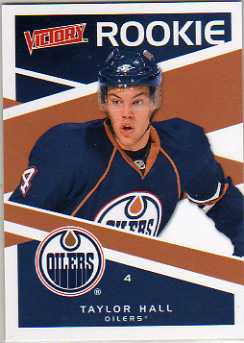 2010-11 Upper Deck Victory #350 Taylor Hall RC