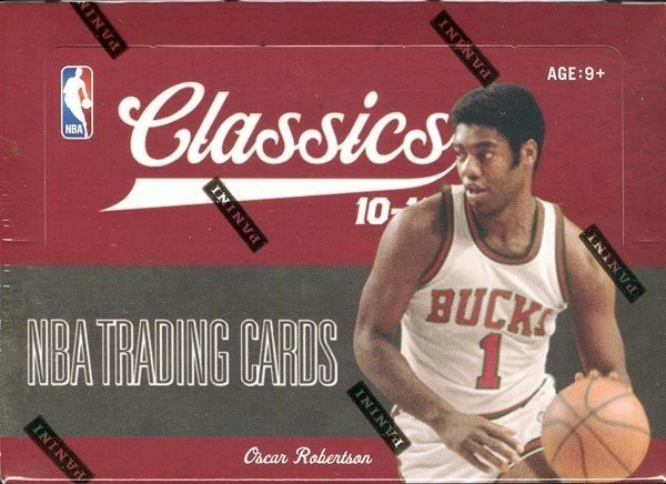 2010-11 Classics Basketball Hobby Box