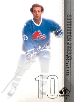 2010-11 SP Authentic #54 Guy Lafleur