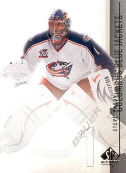 2010-11 SP Authentic #80 Steve Mason