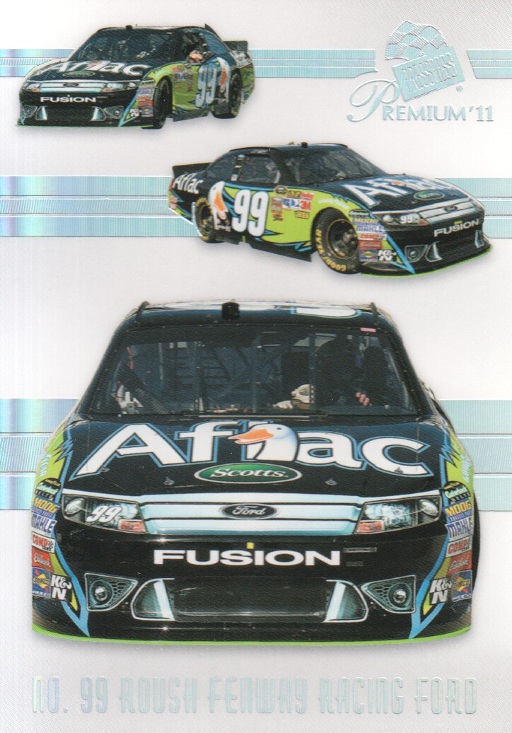 2011 Press Pass Premium #44 Carl Edwards' Car M