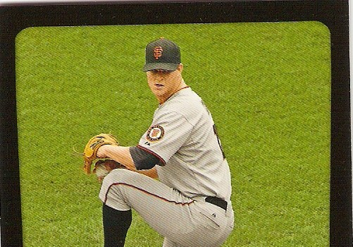2011 Bowman #50 Matt Cain