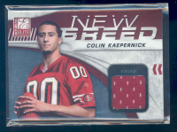 2011 Donruss Elite New Breed Jersey #9 Colin Kaepernick