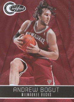 2010-11 Totally Certified Red #10 Andrew Bogut