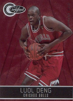 2010-11 Totally Certified Red #16 Luol Deng