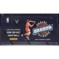 2010-11 Panini Season Update Basketball Hobby Box