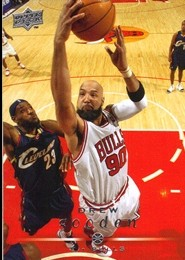 2008-09 Bulls Upper Deck #4 Drew Gooden