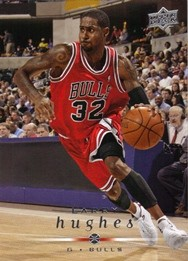 2008-09 Bulls Upper Deck #5 Larry Hughes