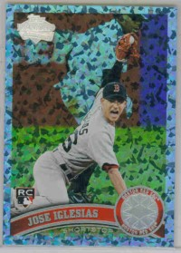 2011 Topps Update Hope Diamond Anniversary #US9 Jose Iglesias