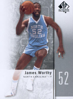 2011-12 SP Authentic #14 James Worthy