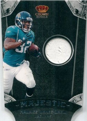 2011 Crown Royale Majestic Materials #11 Maurice Jones-Drew