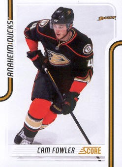 2011-12 Score #45 Cam Fowler