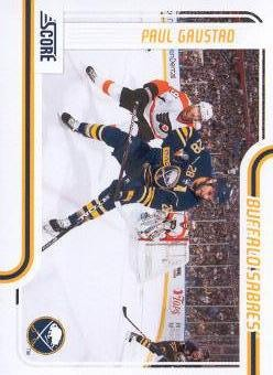 2011-12 Score #73 Paul Gaustad