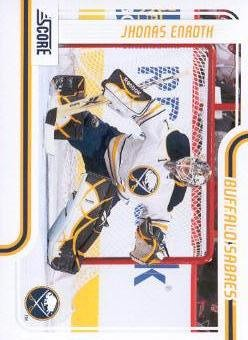 2011-12 Score #80 Jhonas Enroth