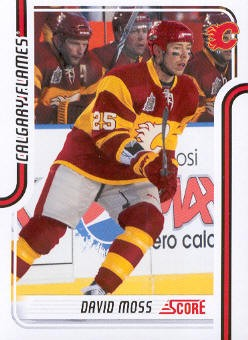 2011-12 Score #87 David Moss