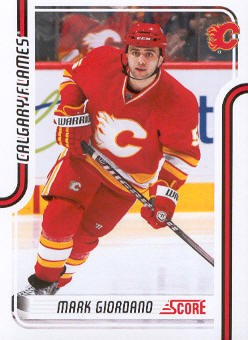 2011-12 Score #93 Mark Giordano