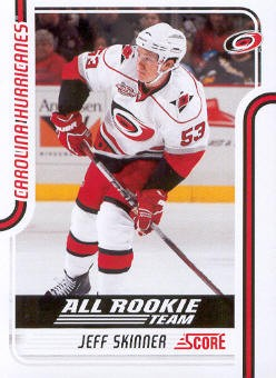 2011-12 Score #98 Jeff Skinner