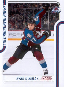 2011-12 Score #128 Ryan O'Reilly