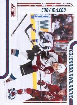 2011-12 Score #133 Cody McLeod