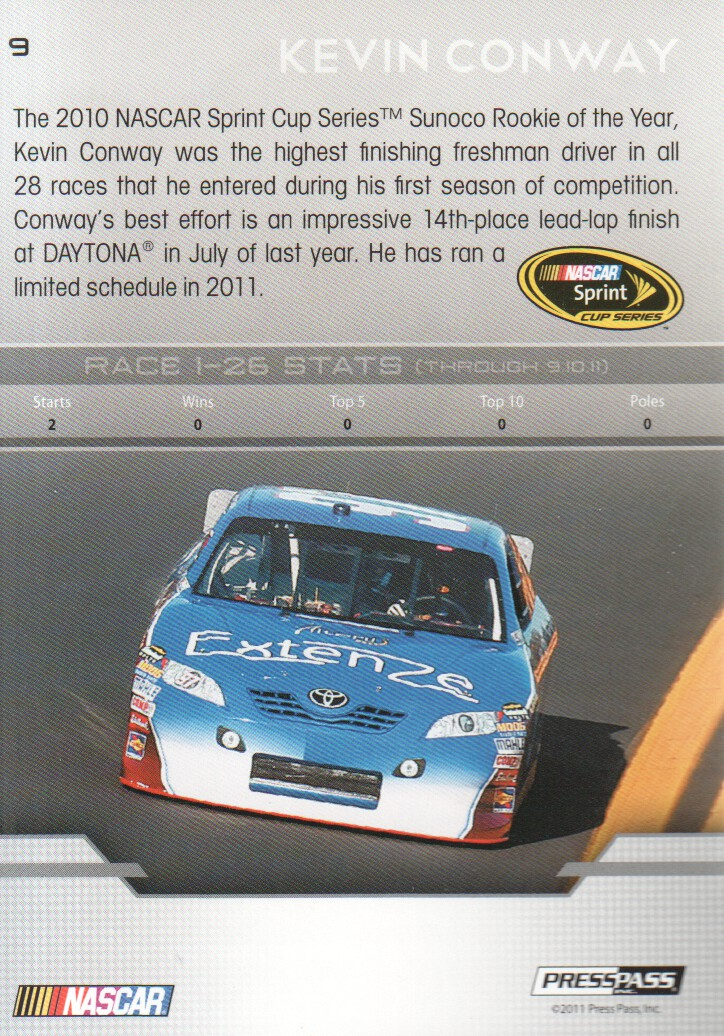 2012-Press-Pass-Parallels-NASCAR-Racing-Cards-Pick-From-List thumbnail 7