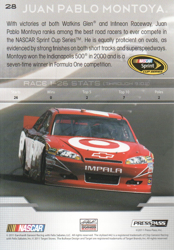 2012-Press-Pass-Parallels-NASCAR-Racing-Cards-Pick-From-List thumbnail 15