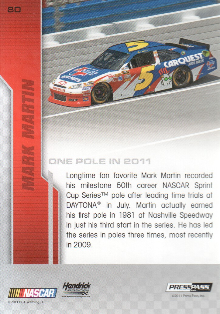 2012-Press-Pass-Parallels-NASCAR-Racing-Cards-Pick-From-List thumbnail 39