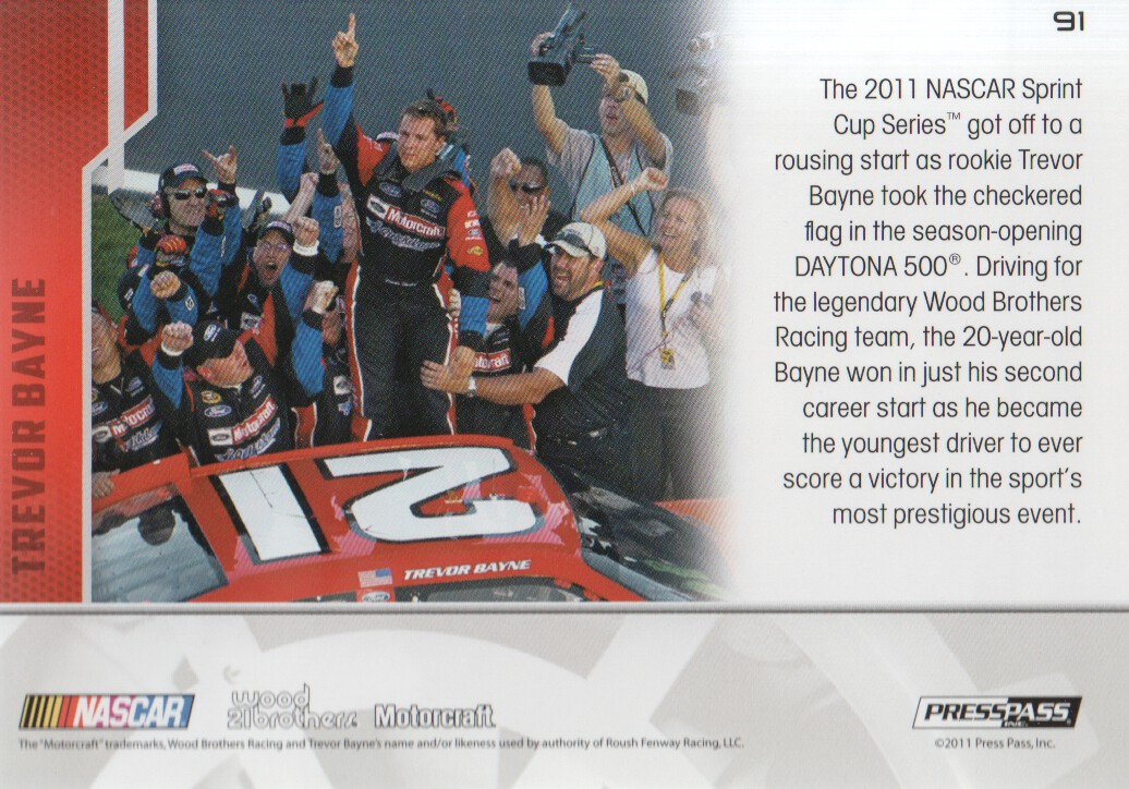 2012-Press-Pass-Parallels-NASCAR-Racing-Cards-Pick-From-List thumbnail 41