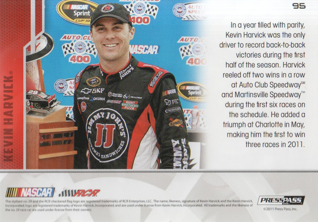 2012-Press-Pass-Parallels-NASCAR-Racing-Cards-Pick-From-List thumbnail 43