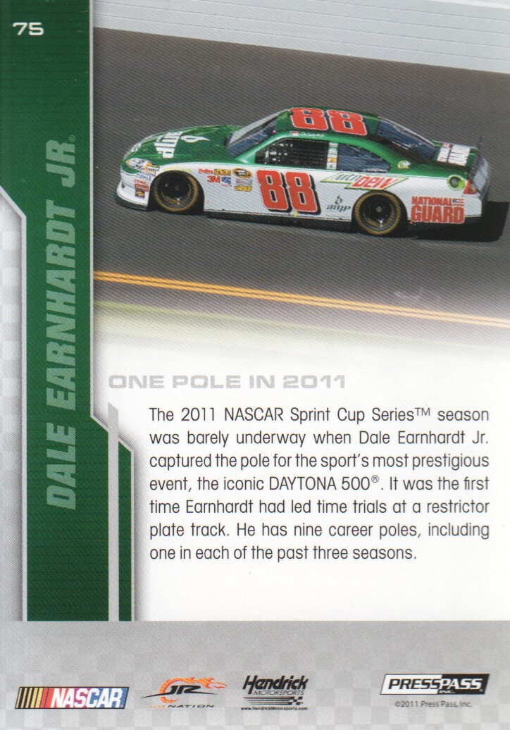 2012-Press-Pass-Parallels-NASCAR-Racing-Cards-Pick-From-List thumbnail 53