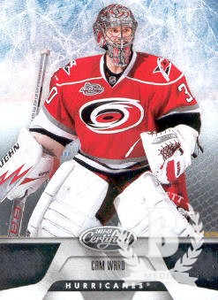 2011-12 Certified #17 Cam Ward