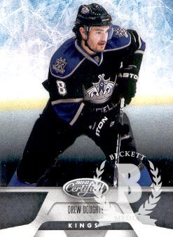 2011-12 Certified #26 Drew Doughty