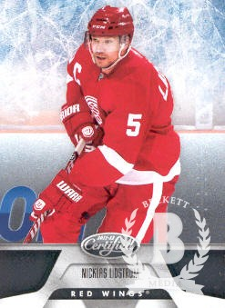 2011-12 Certified #48 Nicklas Lidstrom