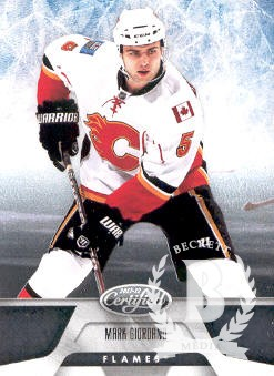 2011-12 Certified #53 Mark Giordano