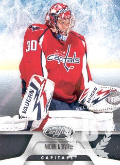 2011-12 Certified #65 Michal Neuvirth