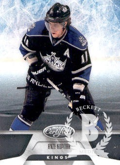 2011-12 Certified #90 Anze Kopitar