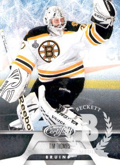 2011-12 Certified #96 Tim Thomas