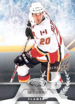 2011-12 Certified #99 Curtis Glencross