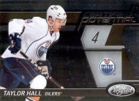 2011-12 Certified Potential #1 Taylor Hall front image