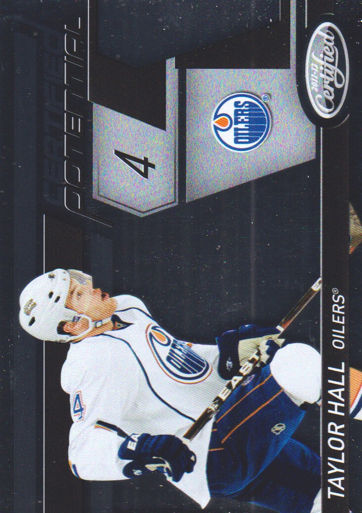 2011-12 Certified Potential #1 Taylor Hall