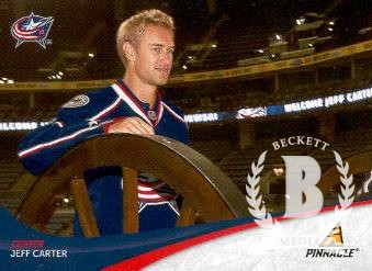 2011-12 Pinnacle #7 Jeff Carter