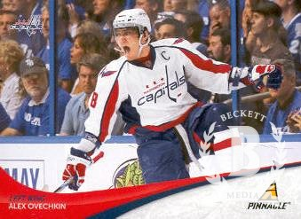 2011-12 Pinnacle #8 Alex Ovechkin
