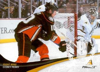 2011-12 Pinnacle #10 Corey Perry