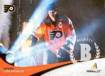 2011-12 Pinnacle #20 Chris Pronger