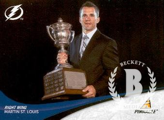 2011-12 Pinnacle #26 Martin St. Louis