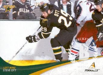2011-12 Pinnacle #29 Steve Ott