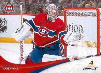 2011-12 Pinnacle #31 Carey Price