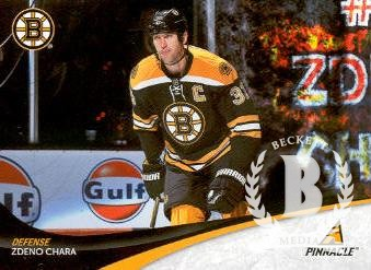 2011-12 Pinnacle #33 Zdeno Chara