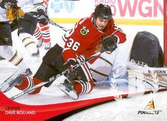 2011-12 Pinnacle #36 Dave Bolland